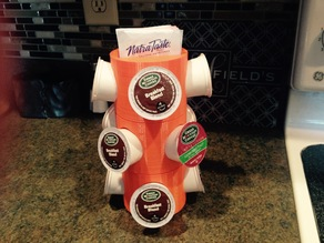 Stacking K-Cup Storage