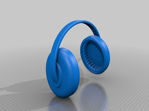Design of headphones