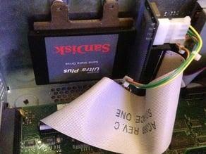 SSD cradle for EMU e4/64/ultra sampler