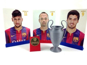 Barca little hall of fame