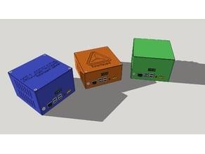 RotorHazard / Delta5 Laptimer Enclosure