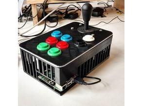 Raspberry Pi Arcade Controller