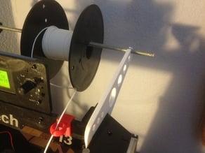 Prusa Pro C Filament Spool Holder