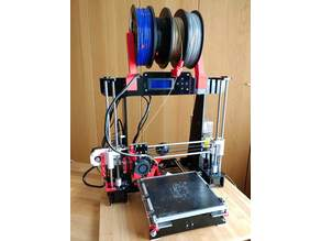 My Anet A8 upgrades