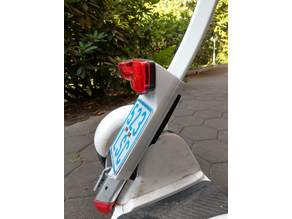 Ninebot Mini Pro License Plate Holder