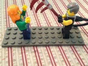 Lego Hidan Scythe