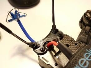 Antenna holder for the DL220 Quad