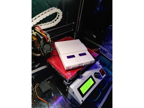Super Nintendo Classic Mini PSTV Case