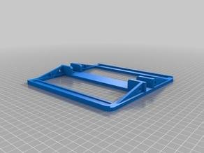 Ender 3 - Dual Top LED strip holder