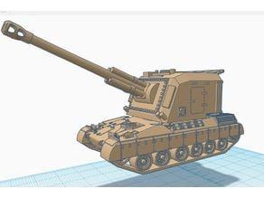 1-100 French AMX AuF1