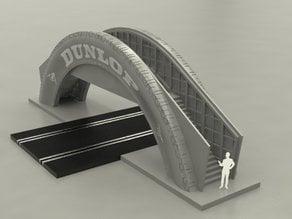 Dunlop Brücke für die Carrera 132