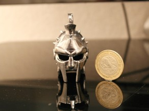 Helmet Gladiator, keychain