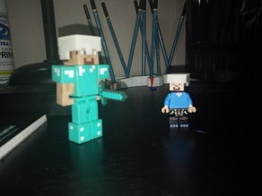 Minecraft Helmet