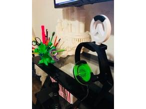 Overwatch headphone stand