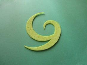 Kokiri symbol - Printed Parts