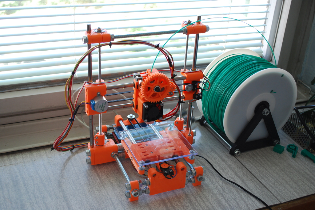 ToyREP 3D Printer by thorgal - Thingiverse