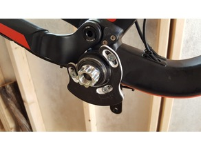 Bike Bash Guard for ISCG05 tabs