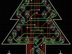 Blinking X-Mas Tree