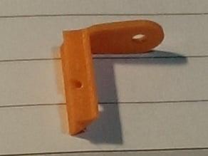 Flexible PLA guide for Type A Machine Printer