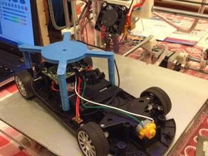 support p2p camera RC car