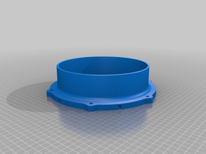 8 Inch E-Drum Pad One Piece Print
