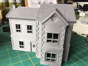 2 Floor House Wargaming 28mm