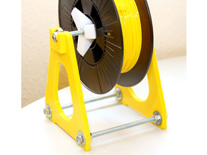 Variable Filament holder for the ultimate spool adapter