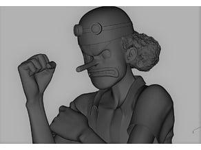 One Piece wusuopu