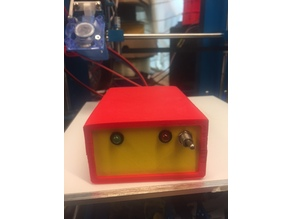 reprap  power relais box