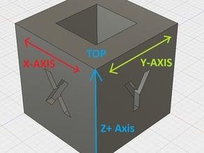 Printer Calibration Block