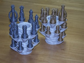 Chess or Ornament Stand