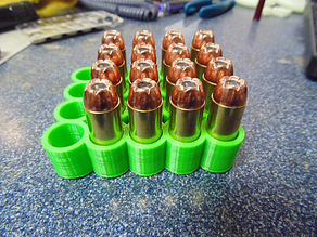 .50AE CAL AMMO TRAY (25 ROUNDS)