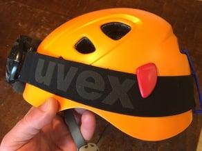 Ski Goggle Strap for Petzl Picchu Kids Climbing/Bike Helmet