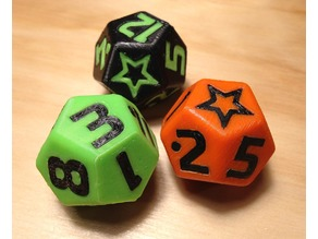 SORRY! D12 [with inlay numbers]