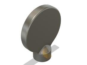 Blank extruder spinner (for MPSM et al)