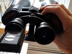 Mobius Action Cam Binocular Adapter