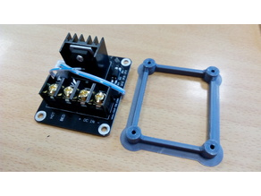 25A power transistor mount (spacer)