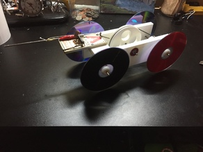 Mouse Trap Car