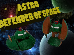 Astro:  Defender of Space!!!!