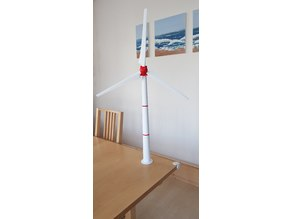 Windmill Windrad Wind turbine