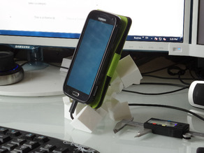 Phone Stand (vertical) for Samsung Galaxy K