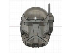 Republic Commando Fixer Helmet