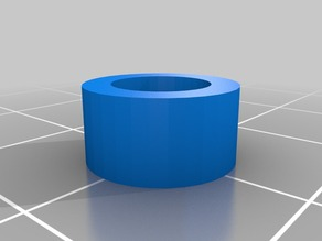 Thing-O-Matic Nylon Spacer