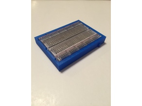Half-Size Breadboard Base