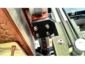 MGH12 Z Axis rails holder for X axis 3030 and 2020