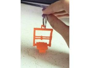 Prusa i3 MK3 Keychain