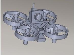 Mini Quad Frame and Camera Mount
