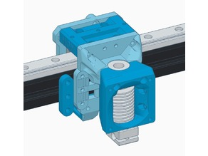 Hypercube 300 - 2020 + MGN9H / MGN12C / MGN12H Linear rail X+Y axis conversion