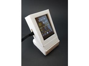 Case for ThingPulse ESP8266 WeatherUnderground display kit