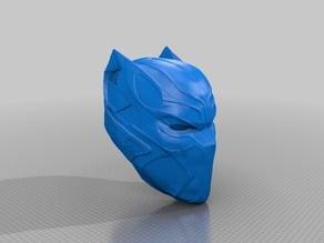 Black Panther Helmet/ Cowl